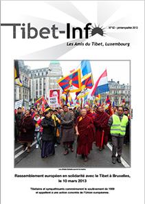 Tibet Info n°62