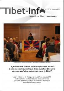 Couverture Tibet-Info64